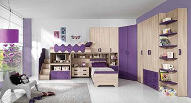 Παιδικό δωμάτιο FU 02