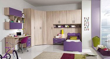 Παιδικό δωμάτιο FU 10