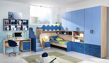 Παιδικό δωμάτιο FU 04