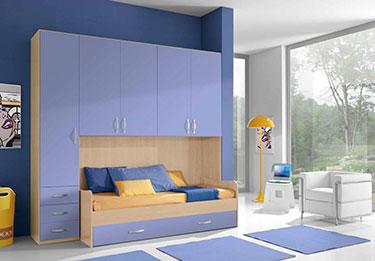 Σύνθεση παιδικού δωματίου EC 411