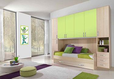 Παιδικό δωμάτιο EC 711
