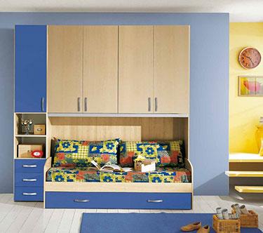 Σύνθεση παιδικού δωματίου EK 2