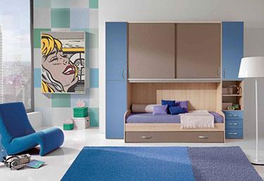 Σύνθεση παιδικού δωματίου EK 3