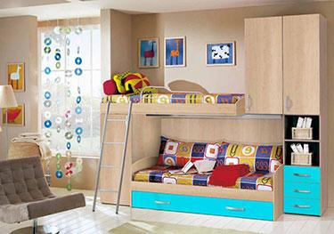 Παιδικό δωμάτιο EK 10