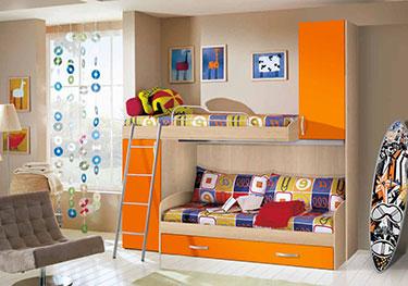 Παιδικό δωμάτιο EK 12