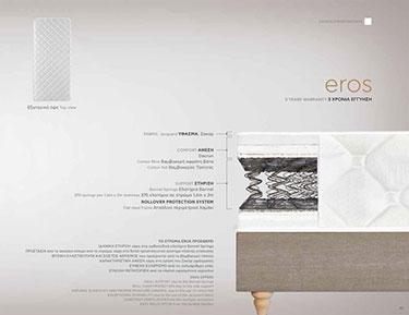 Candia Strom Eros Classic από 181 έως 190 εκ.