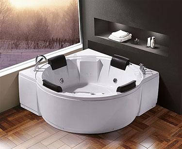 Μπάνιο υδρομασάζ Κ-1218