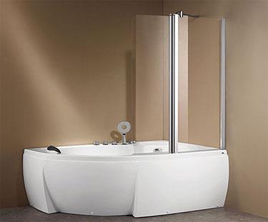 Μπάνιο υδρομασάζ και καμπίνα Κ-715 L&R