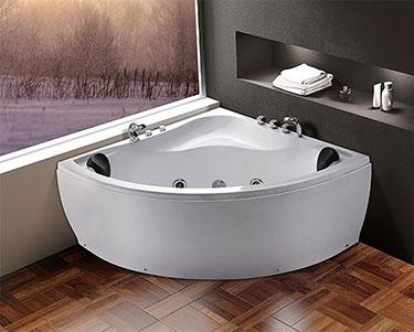 Μπάνιο υδρομασάζ Κ-1080