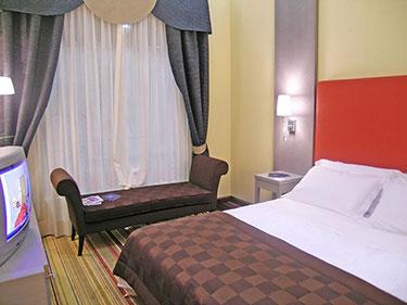 Σύνθεση υπνοδωματίων ξενοδοχείου ART 439
