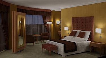 Σύνθεση υπνοδωματίων ξενοδοχείου ART 440