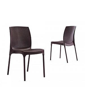 Καρέκλα πολυπροπυλενίου Sunny Rattan