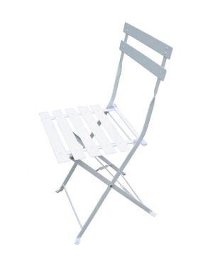 Πτυσσόμενη μεταλλική καρέκλα Gazi