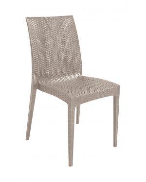 Καρέκλα πολυπροπυλενίου Bistrot/C