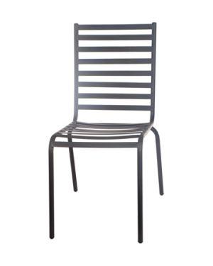 Μεταλλική καρέκλα Strip/C