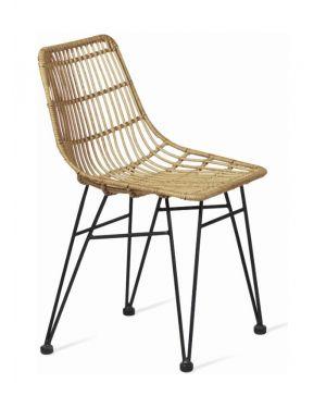 Μεταλλική καρέκλα Corso