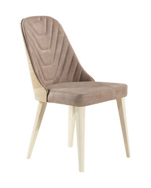 Ξύλινη καρέκλα Espina Back