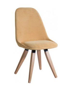 Μεταλλική καρέκλα Madi/Wood