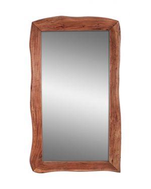 Μασίφ ξύλινος καθρέφτης δαπέδου 818