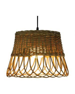 Κρεμαστό φωτιστικό Melda Bamboo