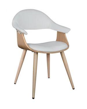 Ξύλινο κάθισμα επισκέπτη Perio Pro V