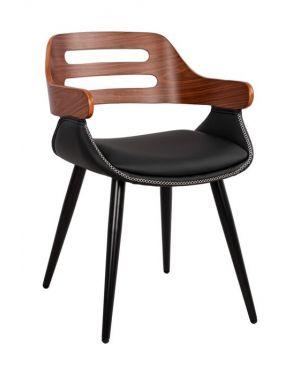 Ξύλινο κάθισμα επισκέπτη Perio Pro Wood