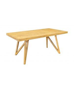 Ξύλινο τραπέζι Rome