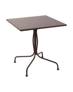 Μεταλλικό τραπέζι καφενείου Tavolino