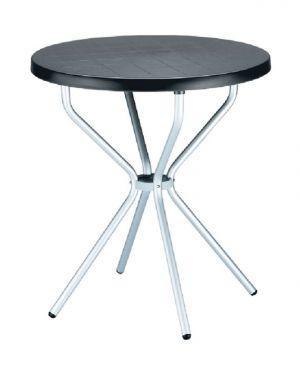 Τραπέζι Elfo από πολυπροπυλένιο & αλουμίνιο